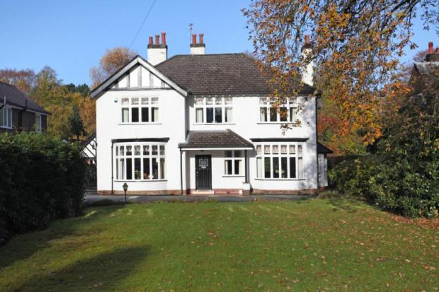 house sale in Greater Manchester